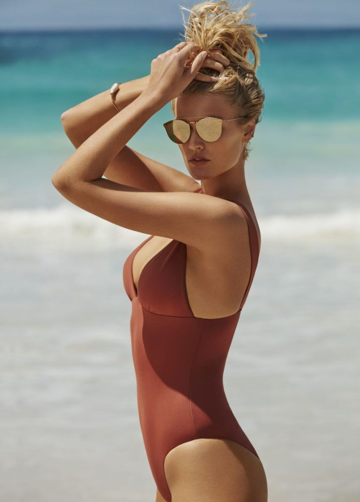 Seafolly Active, Burnt Amber