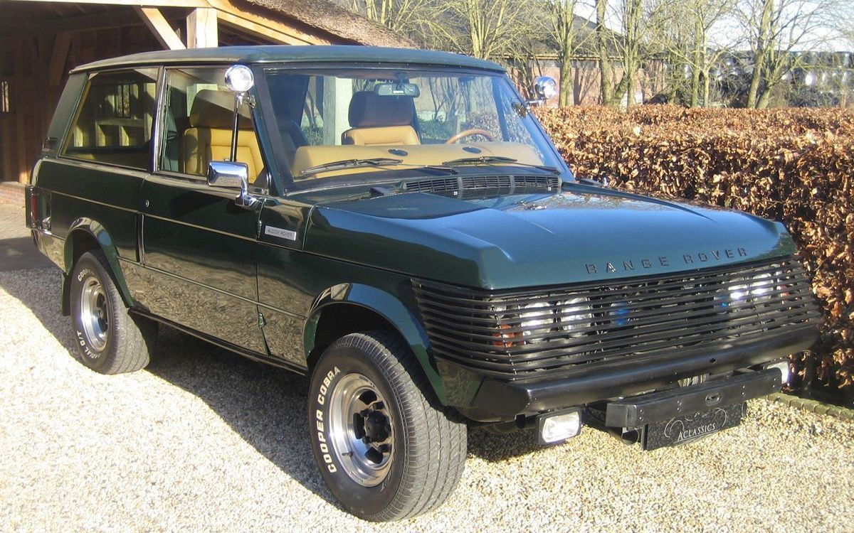 Range Rover by Alcom Devices von 1977