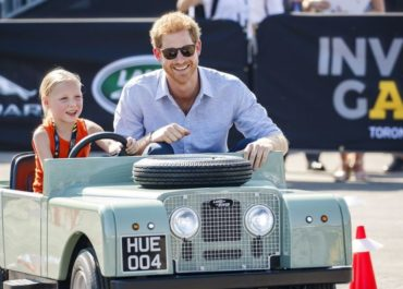 "Es ist ""World Land Rover Day"""