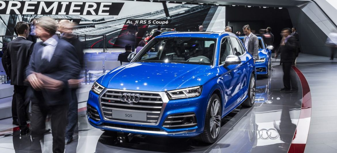 Test Video: Audi SQ5 TFSI (2018)