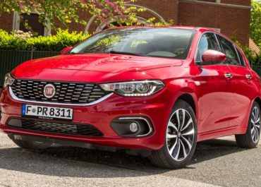 Test Video: Fiat Tipo (2018)