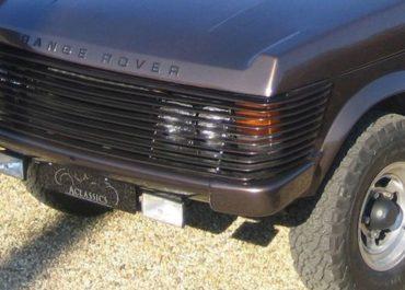 Der Range Rover von Juan Carlos