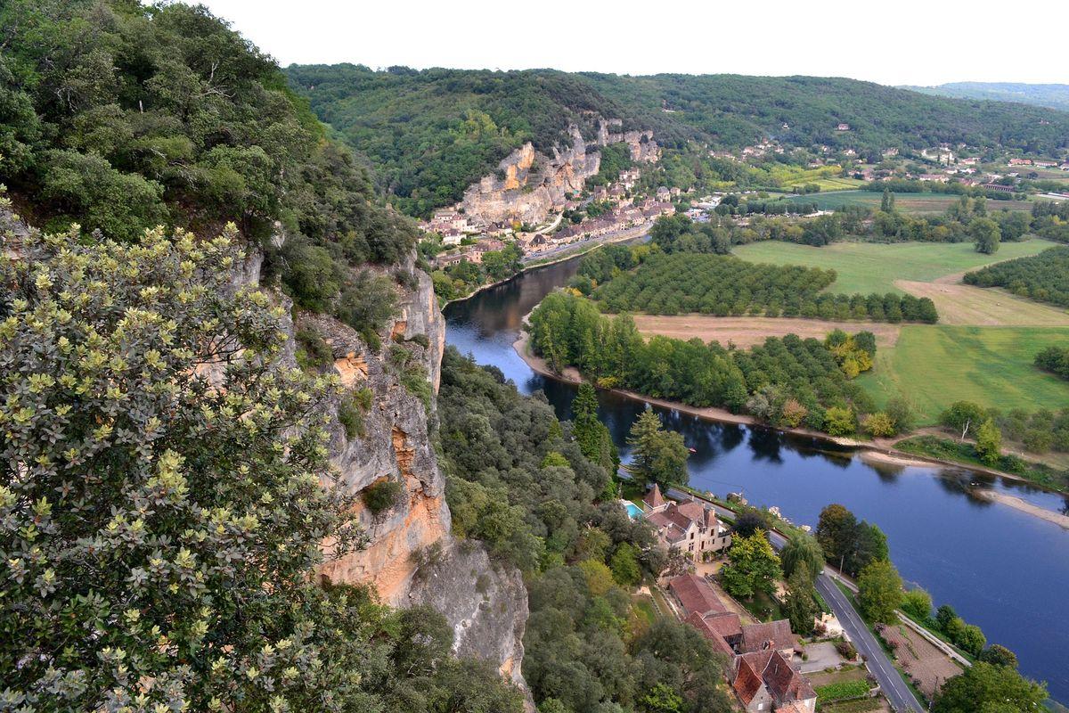 Wild romantische Dordogne: Urlaub am Abenteuerfluss