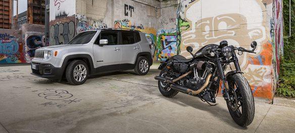 Kultmarken: Harley-Davidson und Jeep verlängern