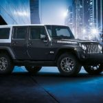 JK Edition des Jeep Wrangler