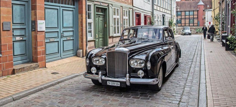 Hamburg: Bentley lässt die Klassiker los