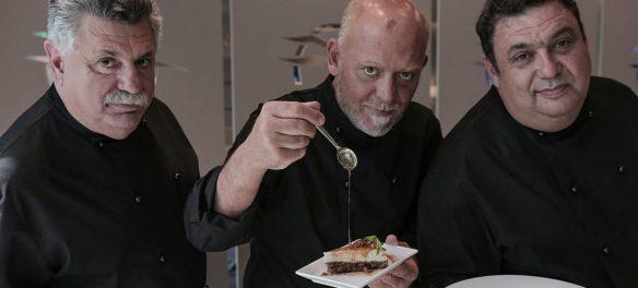 Aegean: Kulinarik zum Abheben