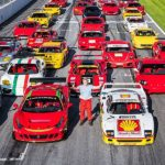 Video: Ferrari Challenge and GT Days 2018