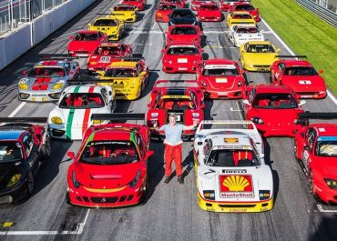 Ferrari Challenge and GT Days 2018