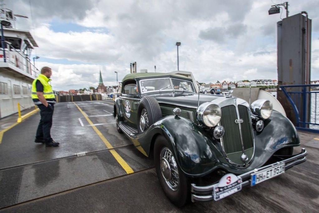 Horch 853 Sport Cabrio (1937)