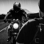 Motorrad-Helm: Safety First