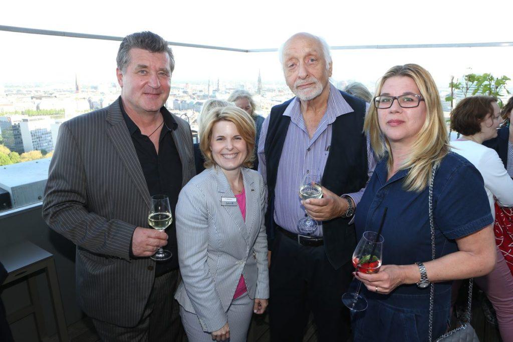 Bruno F. Apitz, Tanja Rühmann, Karl Dall, Claudia Schulz