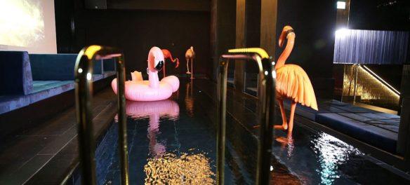 Wet & Sexy: Im Spa von Shan Rahimkhan