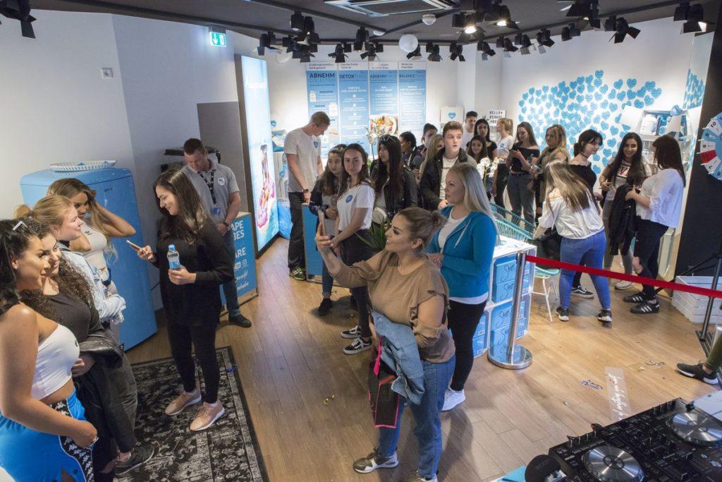 Opening: Shape Babe Lounge in Köln