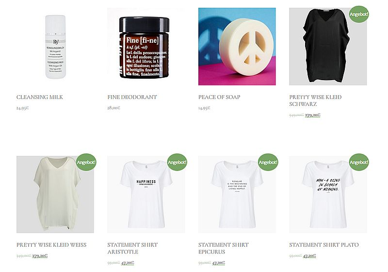 Online-Shop street-philosophy.de