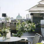 Über den Dächern von Wien…