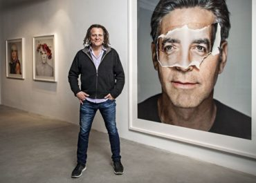 Star-Fotograf: Porsche kooperiert mit Martin Schoeller