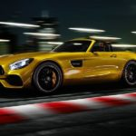 Mercedes-AMG kommt mit GT S Roadster