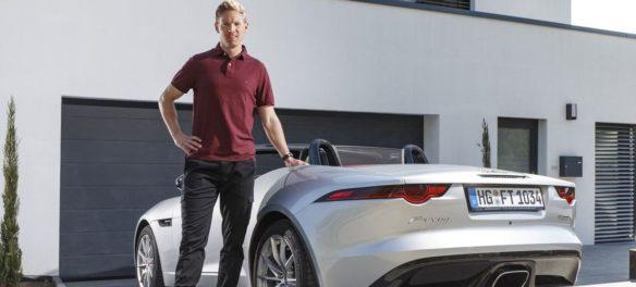 Julian Nagelsmann und sein Jaguar F-Type