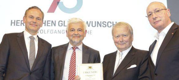 Ferry-Porsche-Stiftung gegründet