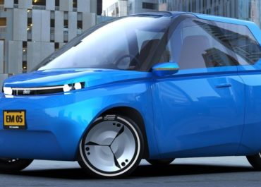 TU Ecomotive Noah
