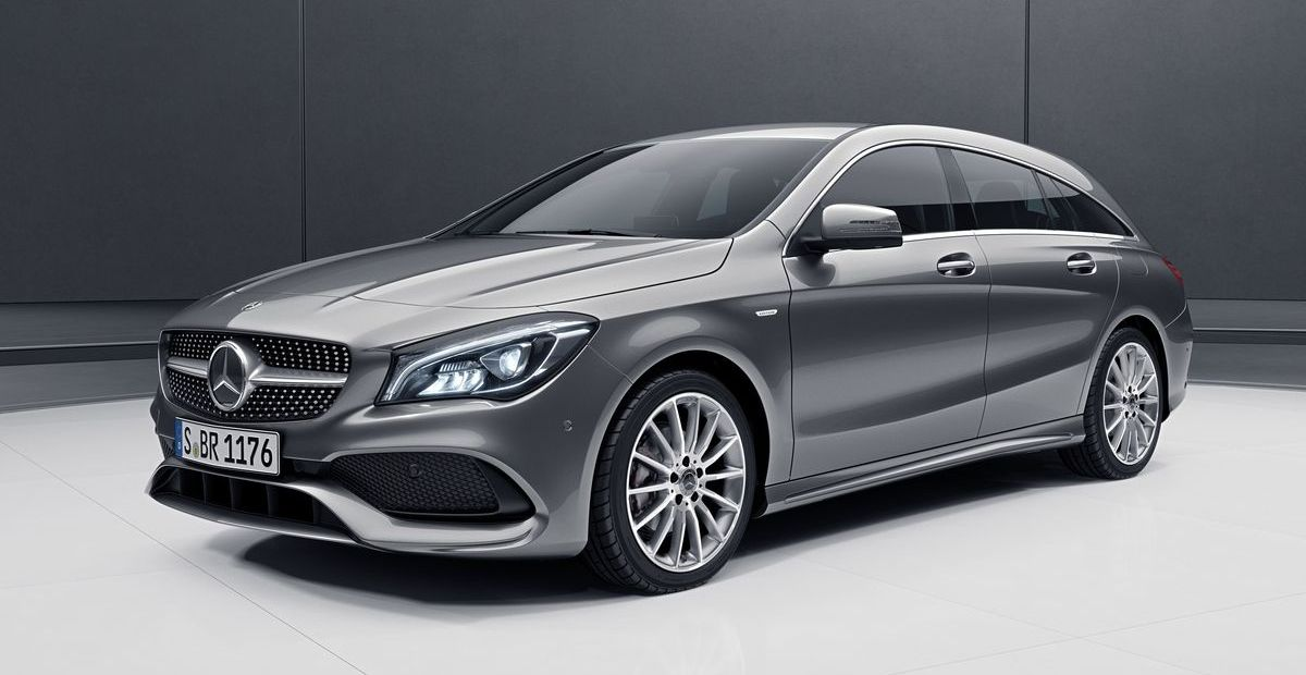 Mercedes-Benz CLA Shooting Brake Urban Style-Edition