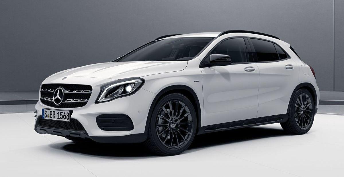 Mercedes-Benz GLA Urban-Style Edition