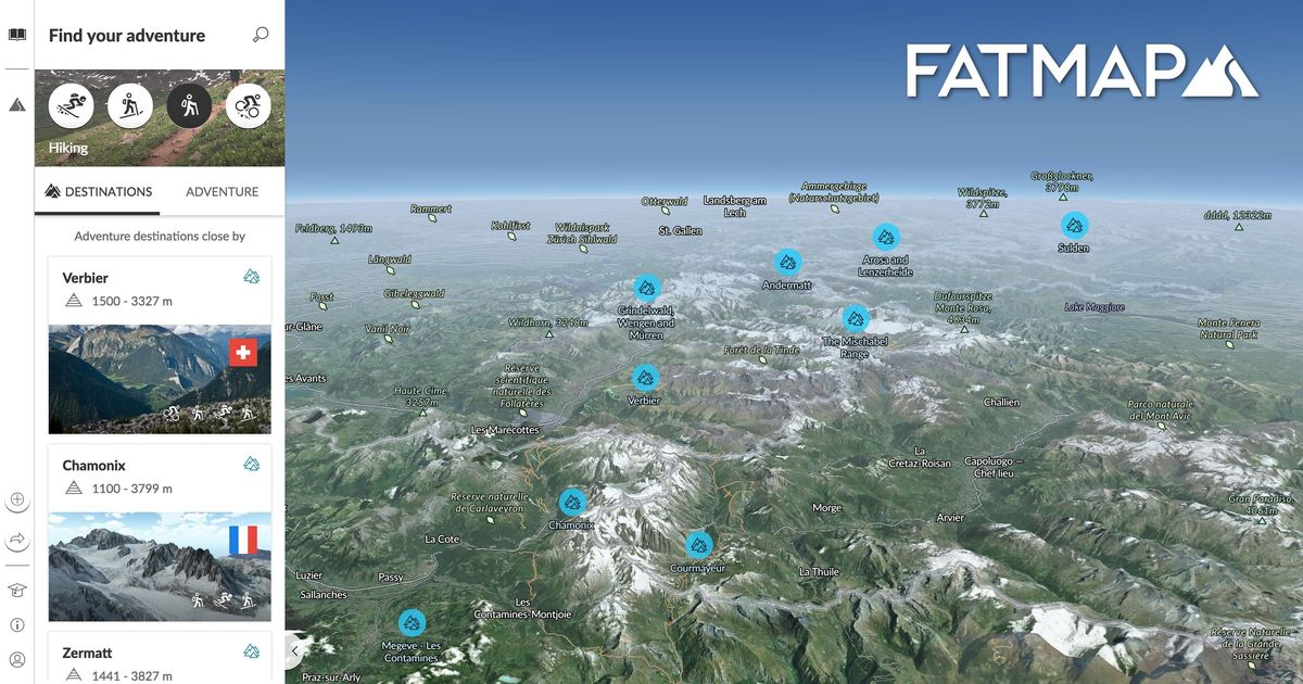 Fatmap: Beteiligung von Jaguar Land Rover