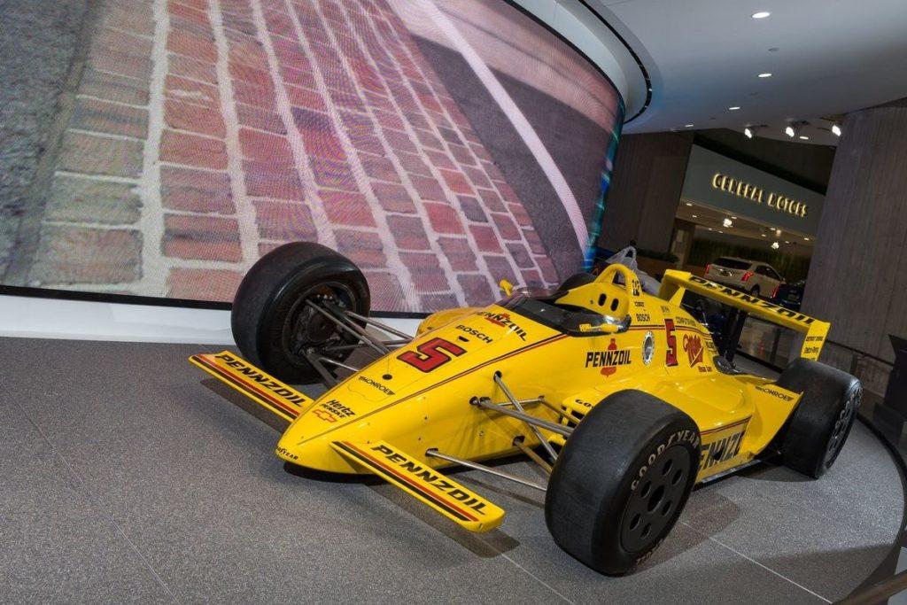 IndyCar Penske PC 17 mit Chevrolet-Motor