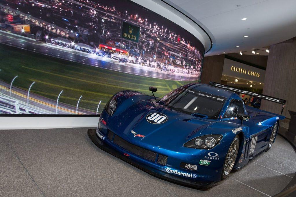 Chevrolet Corvette Daytona von 2012