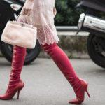 Hot Legs: Rote Verlängerung