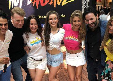 Melissa und Franziska gewinnen das Hot-Banditoz-Casting