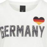 Passend zur WM: Shirts mit Schwarz-Rot-Gold