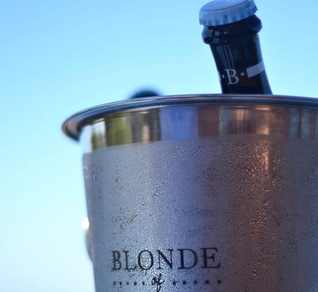 Echt ein Bier: Blonde of Saint-Tropez