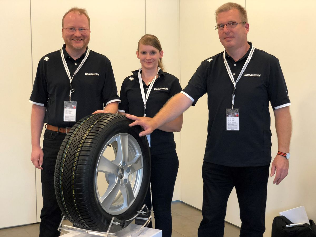 Bridgestone Training Days, Bridgestone-Experten