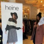 Heine Herbst/Winter Kollektion 2018: Trends beim Fashion-Tea