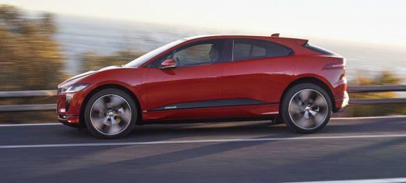 Test Video: Jaguar I-Pace (2018)