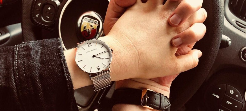 Julian Matthews: Elegante und stilvolle Armbanduhren