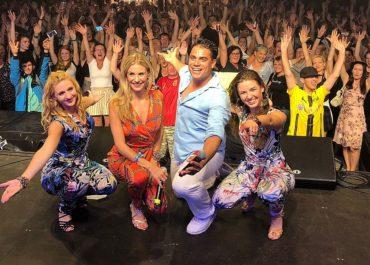 Zur Fußball-WM: Kalinka bringt das Party-Feeling