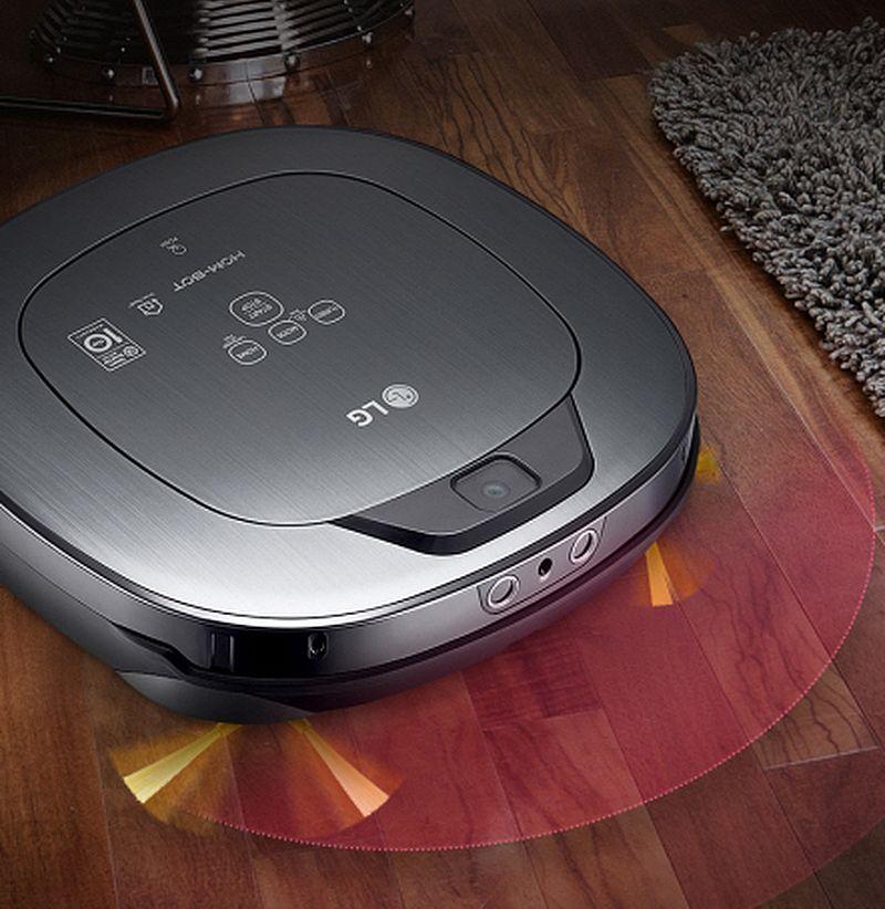 LG HomBot Staubsauger-Roboter