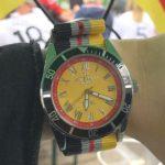 Unisex-Deutschland-Uhr zur WM von Weitzmann Finest Watches
