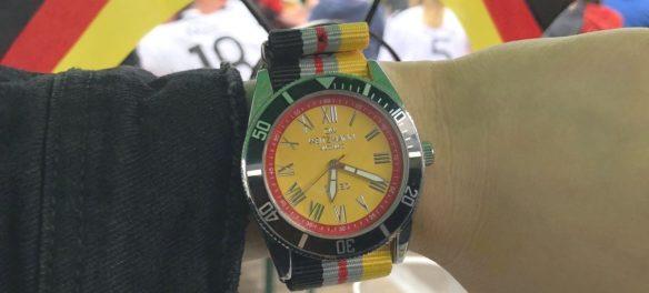 Weitzmann Finest Watches: Deutschland-Uhr zur WM 2018