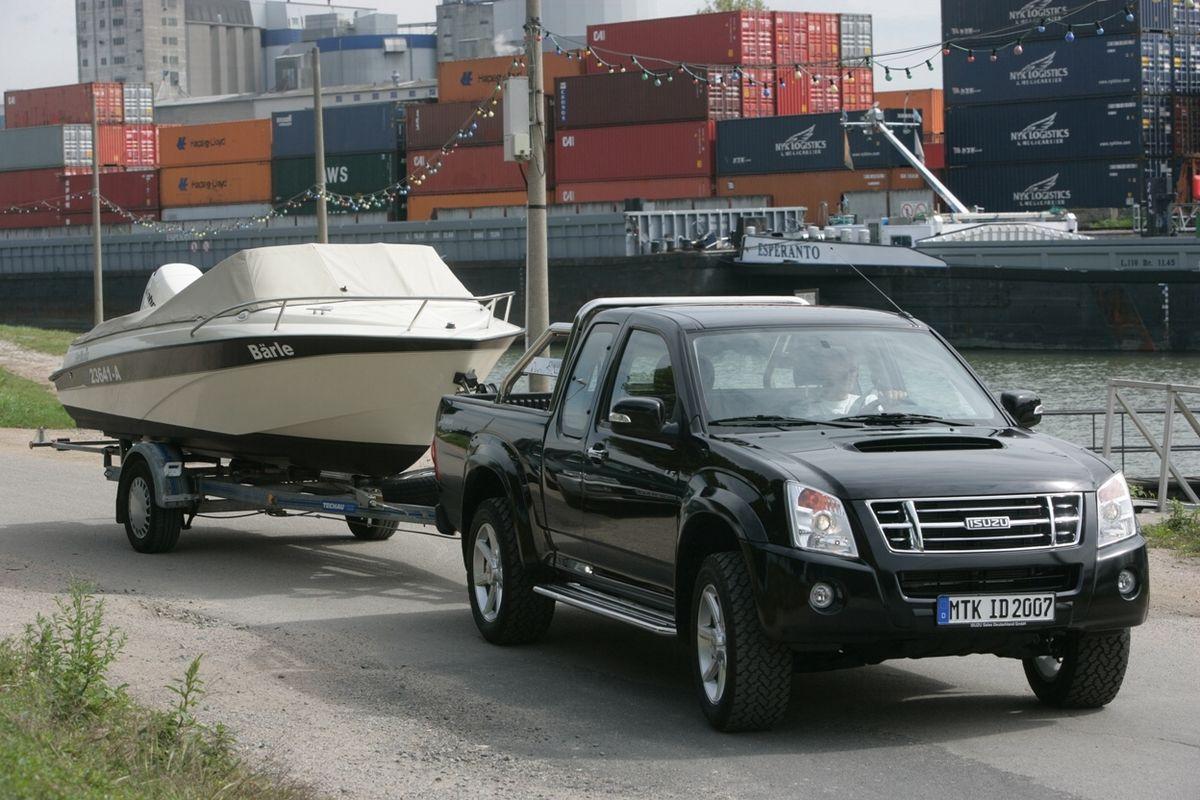 Sicher mit dem Bootsanhänger unterwegs