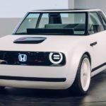 Award für das Honda Urban EV Concept