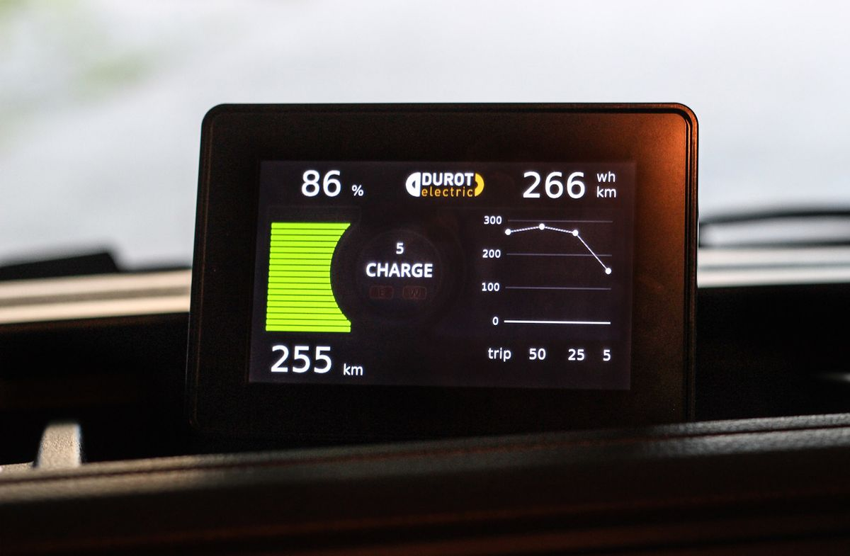 Durot Electric VW T6 Multivan