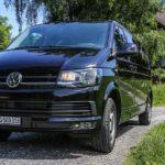 VW T6 Multivan auf Strom