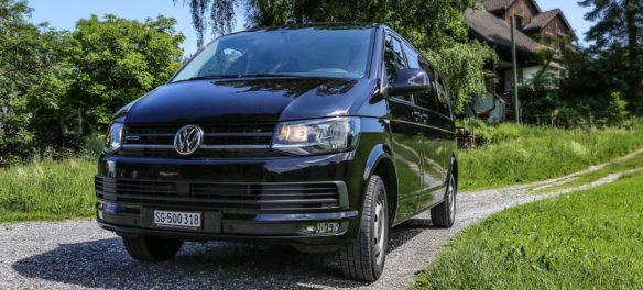 Durot Electric VW T6 Multivan