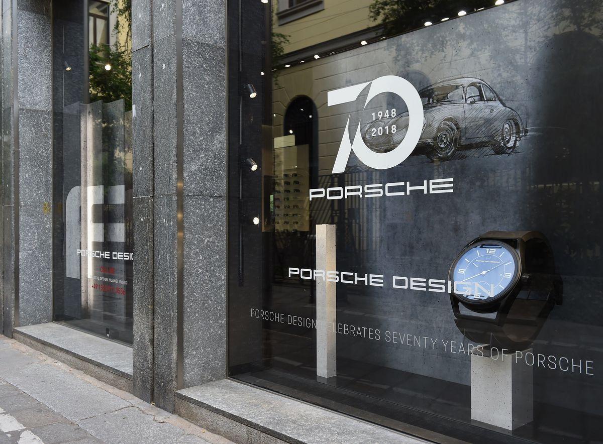 Porsche Studio Mailand