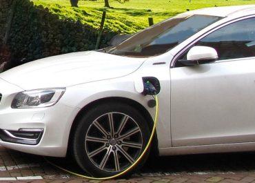 Schnell-Ladestation für Elektroautos