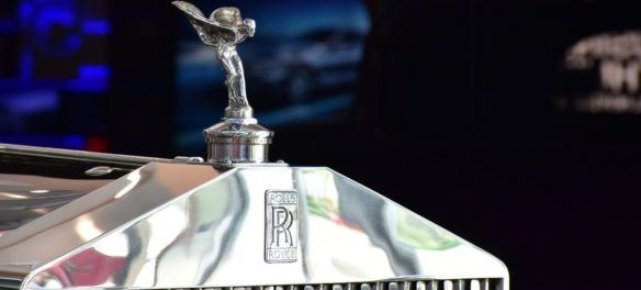 Die alten Rolls-Royce kommen